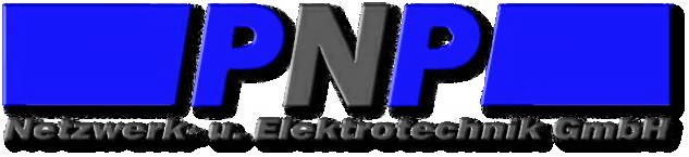 Logo PNP Netzwerk- u. Elektrotechnik GmbH